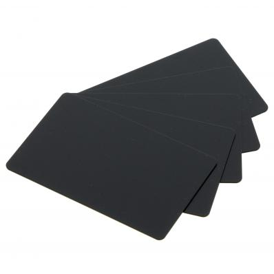 Image Evolis PVC-U Mat kort, Sort A0040502 01